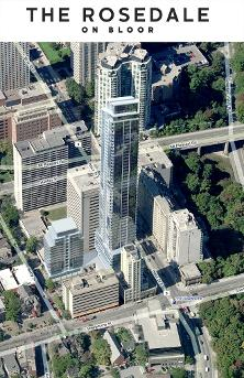 Skywatch Condos Close to Sherbourne Subway Station